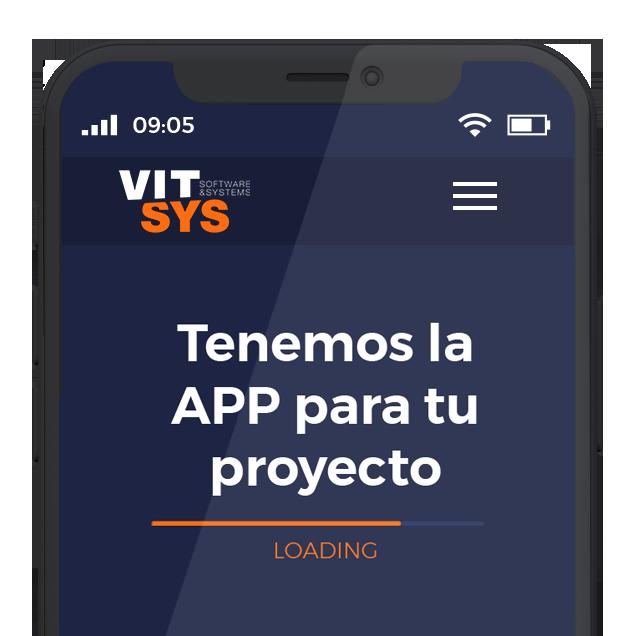 Desarrollamos aplicaciones móviles a medida para empresas en Gipuzkoa